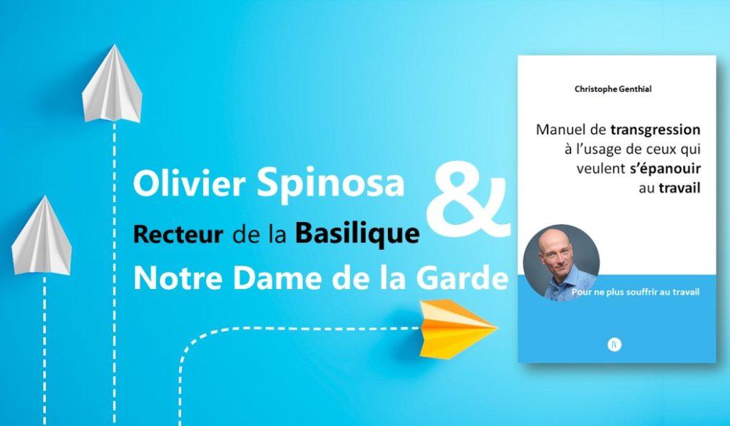 Christophe Genthial et Olivier Spinosa Manuel de transgression
