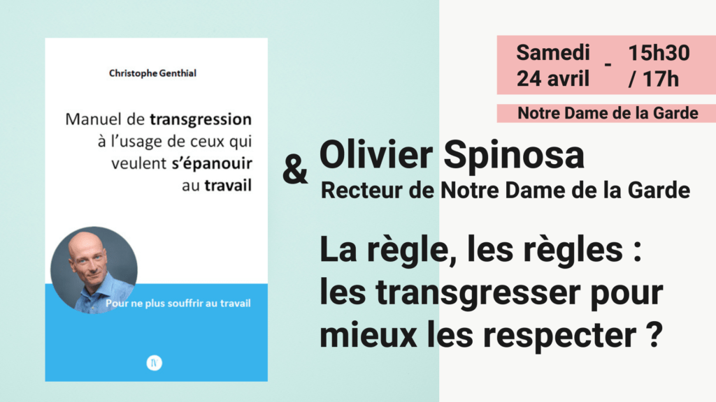Olivier Spinosa et Christophe Genthial psychologue à Marseille