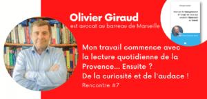 Olivier Giraud Christophe Genthial Psychologue à Marseille